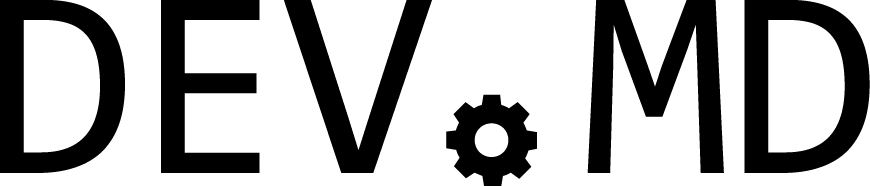 DEV.MD Logo