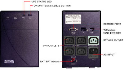 UPS-Powercom-BNT-1000AP_description